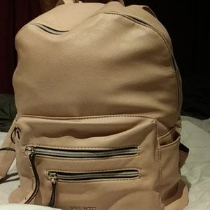 Nine West blush small backpack